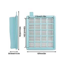 Lepakshi Vacuum Cleaner Filter Replacement for Vacuum Cleaner Hepa Filter Fc8470