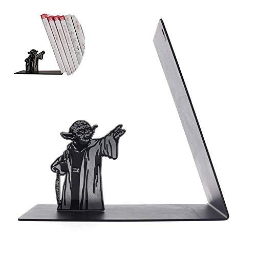 OURLOVE Sujetalibros Soporte de Libro Creativo Metal Master Soporte de Libro Soporte...