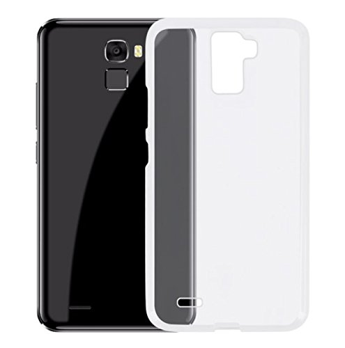 PREVOA Schutzhülle für OUKITEL K5000 - transparent Silikon TPU Hülle Case für OUKITEL K5000 Smartphone -