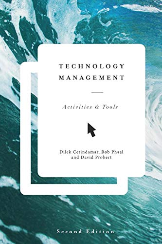 Technology Management: Activities and Tools por Dilek Cetindamar