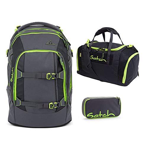 Satch Pack - 3 tlg. Set Schulrucksack - Phantom -