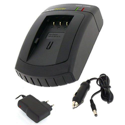 AccuPower Ladegerät passend für Canon BP-807, BP-808, -809, -819