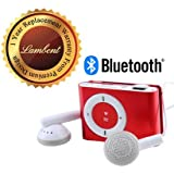 Lambent K1 Stylish Multimedia Bluetooth 4.1 Wireless Headset With IPod Colorful Mp3 Player