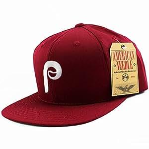 Retro Philadelphia Phillies Snapback Hat Cap Casquette