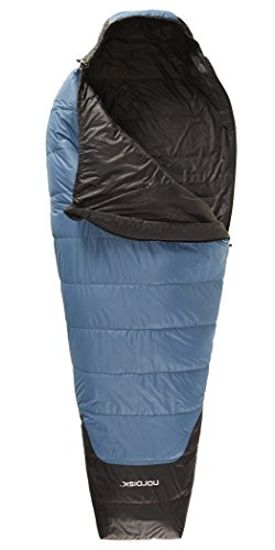 Nordisk Canute +10° Sleeping Bag M real teal/black 2016 Mumienschlafsack - 2