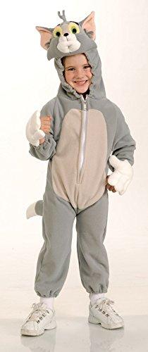 Tom Kinderkostüm aus Tom & Jerry, (Kostüme Tom Und Jerry Halloween)