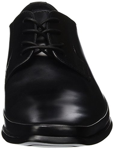 Kenneth Cole Steep Hill, Derby Homme Noir (Black 001)