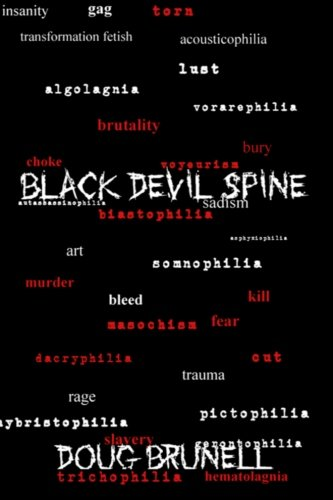 Black Devil Spine: The Martin Springer Story