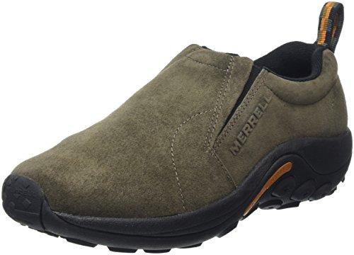 Merrell - Sneaker JUNGLE MOC, Uomo, Grigio, 44