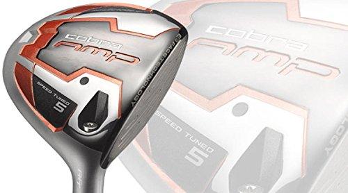 New Cobra clubs de golf Amp réglable 17° Fairway 4Bois Aldila Rip Senior