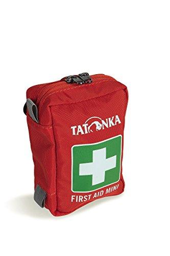 Tatonka Erste Hilfe First Aid Mini red, 10 x 7 x 4 cm - Erste-hilfe-kit Bereit