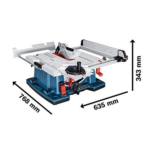 Bosch GTS 10 XC Tischkreissäge - 4