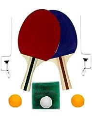 Ping Pong juego de ideal para niños por laeto juguetes pingpong juegos con red bola y murciélagos. Ideal mesa de tenis juegos para los niños