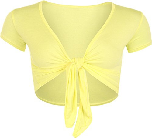 Islander Fashions -  Coprispalle  - Donna Yellow