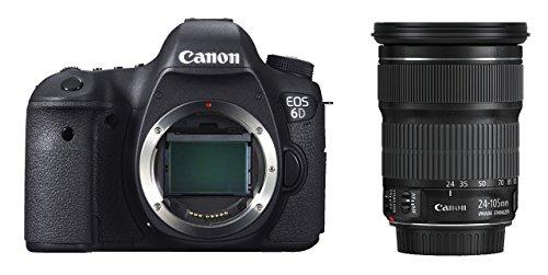 Canon EOS 6D SLR-Digitalkamera (20 - 2