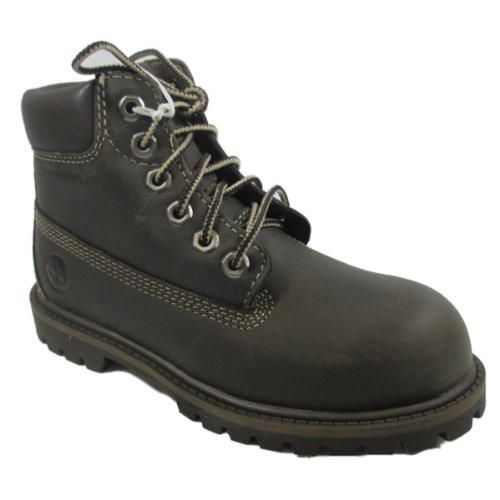 F3521 scarponcino bimbo bimba TIMBERLAND fango scarpe stivali boots shoes kids Fango