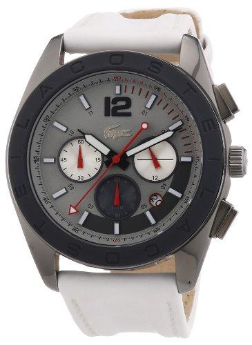 Lacoste Herren-Armbanduhr XL Analog Quarz Verschiedene Materialien 2010667