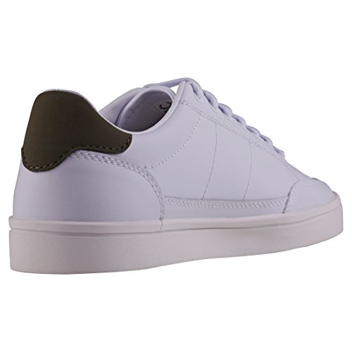 Fred Perry B3119 Sneakers Homme white