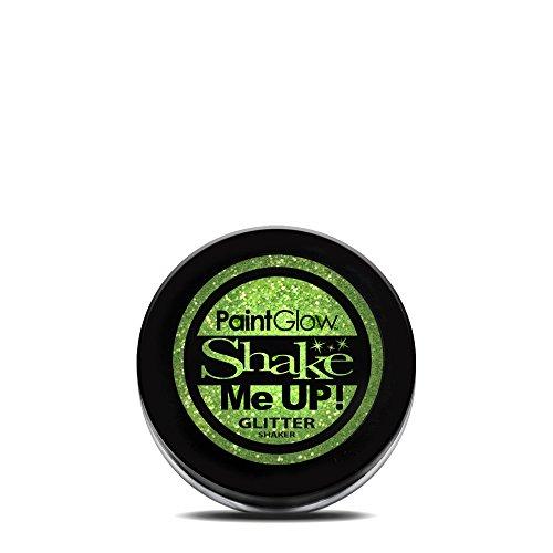 Paint Glow Shake Me UP! UV Glitter Shaker Mint Green 4g (Paint Glow)