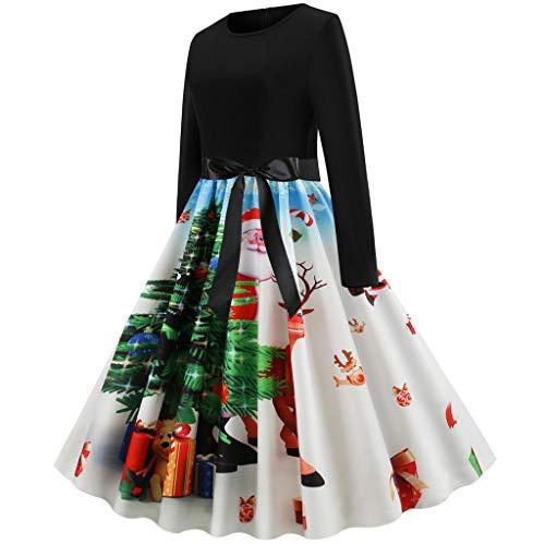 Darringls Vestidos para Mujer Navidad