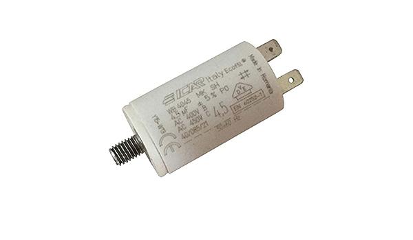 Kondensator Permanent Motor Kabelschuhzange 4 5 16uf Beleuchtung