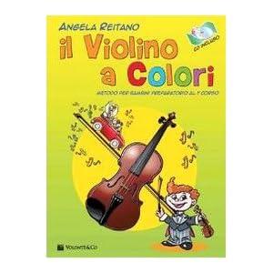 Il violino a colori. Con CD Audio