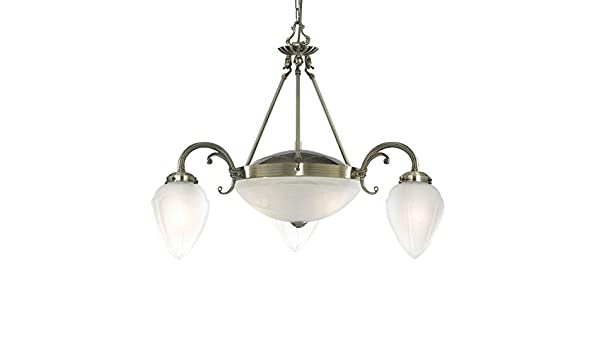 Traditional chandelier REGENCY 1995 5AB searchlight