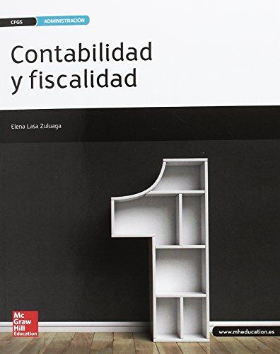 LA CONTABILIDAD Y FISCALIDAD GS. LIBRO ALUMNO