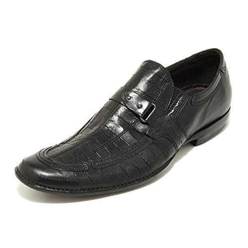 9018G scarpa uomo nero BARRACUDA calzatura shoes men [42.5]