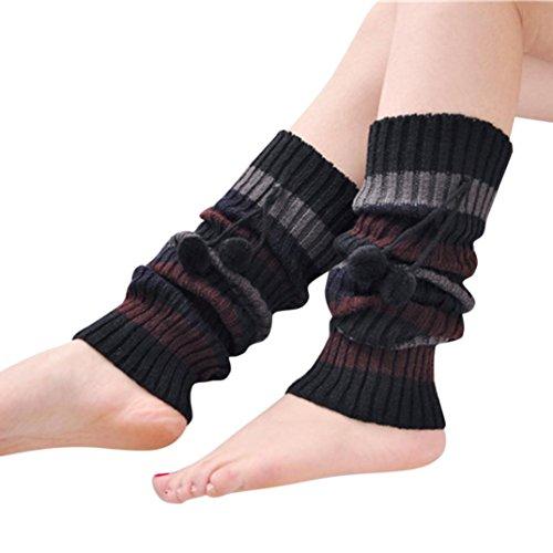 Fami Le donne inverno caldo del Crochet del Knit del