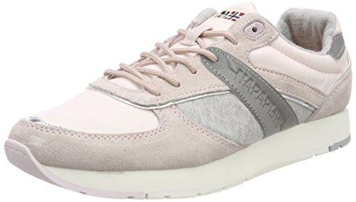 Napapijri Footwear Damen RABINA Sneaker, Pale Pink, 40 EU