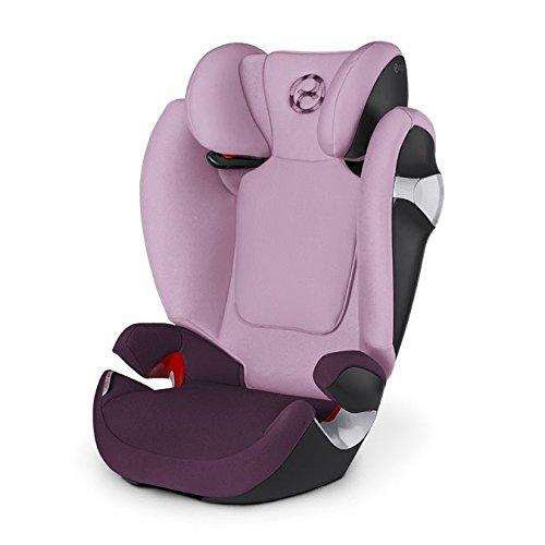 Preisvergleich Produktbild Cybex Gold Solution M, Autositz Gruppe 2/3 (15-36 kg), Kollektion 2016, Princess Pink, ohne Isofix