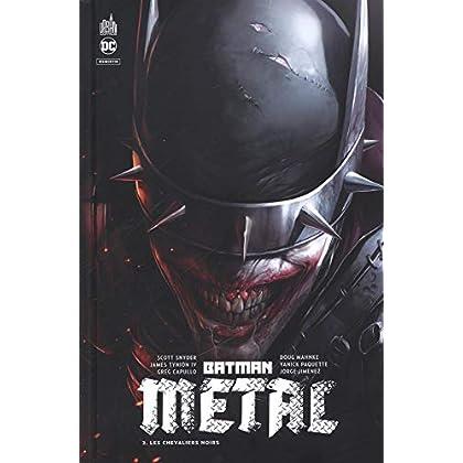 Batman métal, Tome 2 : Les chevaliers noirs