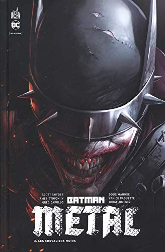 Batman metal, Tome 2 : Les chevaliers noirs par Collectif