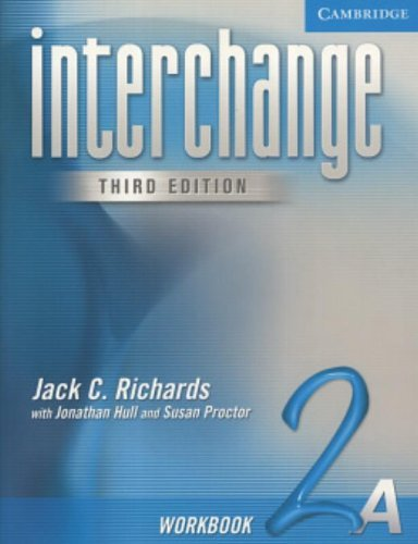 Interchange Workbook 2A by Jack C. Richards (2005-01-10)