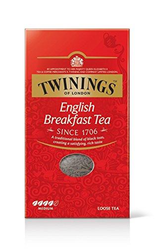 Twinings English Breakfast loser Tee 200g, 1er Pack (1 x 200 g)