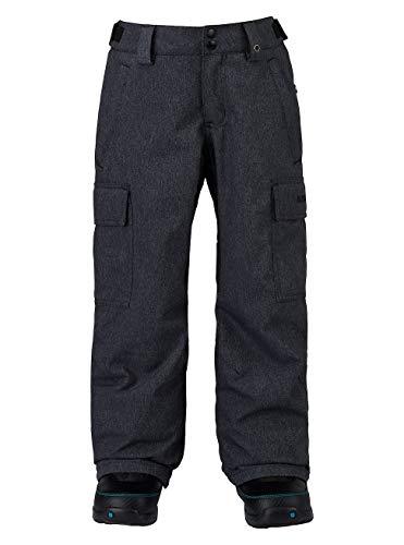 Burton Jungen Exile Cargo Pant Snowboardhose, Denim, XL