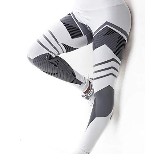 aoliaoyudonggha Women High Elastic Printing Fitness Push Up Pants Clothing Sporting Leggings Womens Lace Bottom-capri-leggings