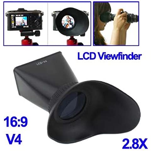 2,8 x 3 pulgadas LCD visor para sony NEX3 / nex5 (v4)