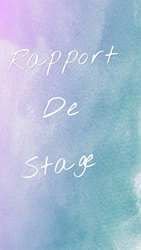 Rapport de stage: Chez Darty (1)