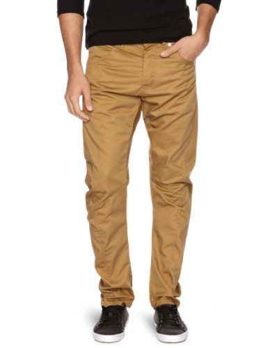 JACK & JONES Herren Hose 12059473 Dale Twisted Dull Gold Beige (DULL GOLD)