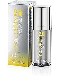 ALCINA Hyaluron 2.0 Face Gel, 1er Pack (1 x 30 ml)