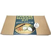 Kit Premium = queso de cabra de queso con hierbas de Provence = gran regalo presente = hacer tu propio queso