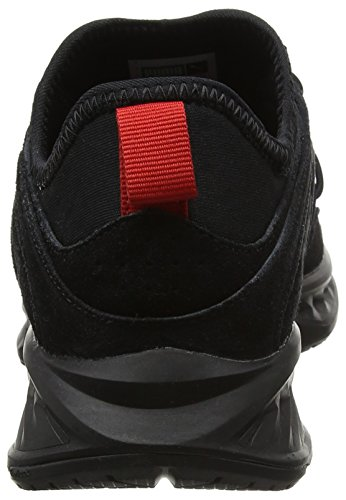 Puma Blaze Ignite Plus, Sneakers Basses Mixte Adulte Noir (Puma Black-barbados Cherry-puma Black 01)