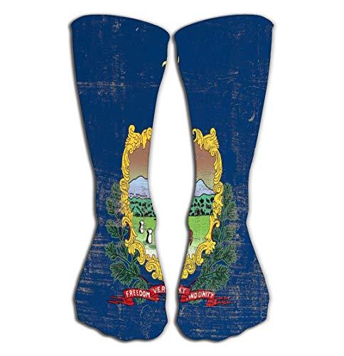 zexuandiy Hohe Socken Women Men's Knee High Socks Novelty Compression Socks 19.7