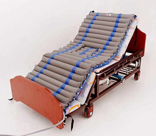 GYFY Colchón de Aire Acolchado Tipo Onda Colchón antiescaras de colchón eléctrico...