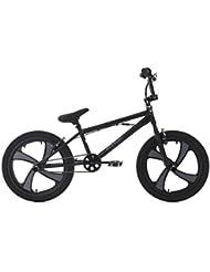 BMX Freestyle 20'' Rise noir-gris KS Cycling