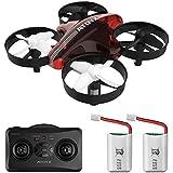 ATOYX AT-66 Drone Enfant Hélicoptère Télécommandé Quadcopter avec Mode sans Tête Avion Mini avec Télécommande Jouet Cadeau pour Enfant et Débutant