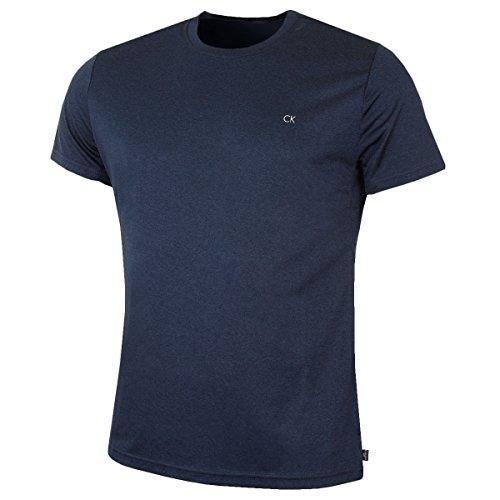 Calvin Klein Golf Hommes Harlem T-Shirt - Marine Marl - L