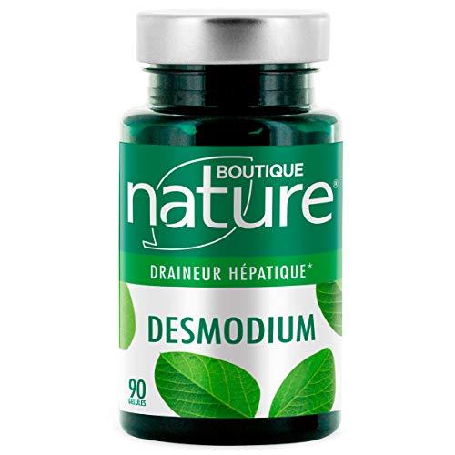 Boutique Nature - Complément Alimentaire - Desmodium - 90 Gélules Végétales - Bon fonctionnement...